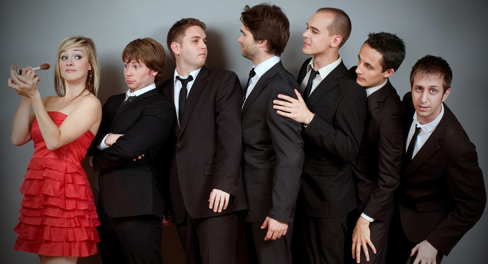 Groovestone wedding band